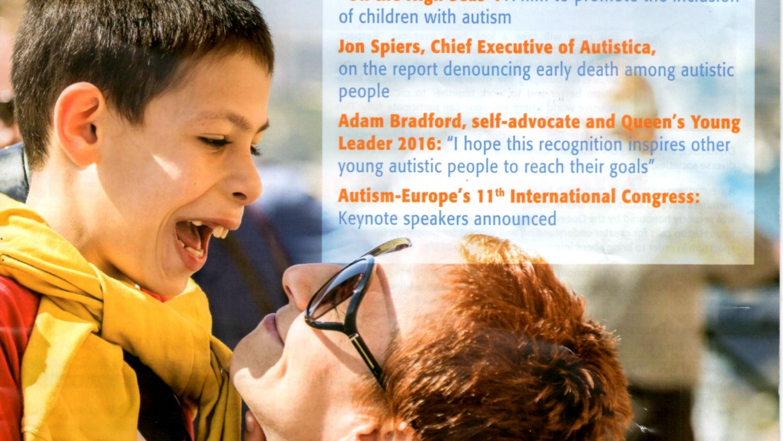 IAM su Link Magazine – Autisme Europe