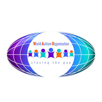 Logo di world autism organization