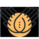 Simbolo di mani che si danno il cinque