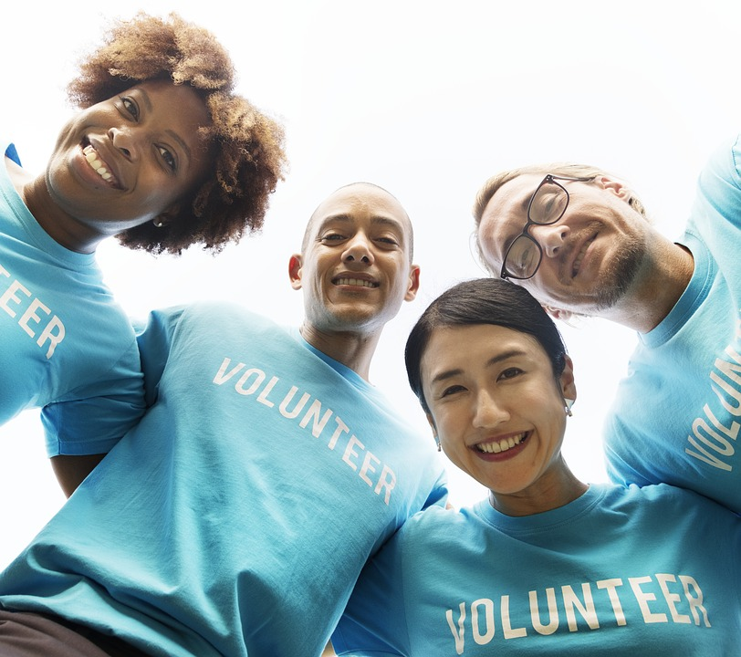 Squadra di volontari