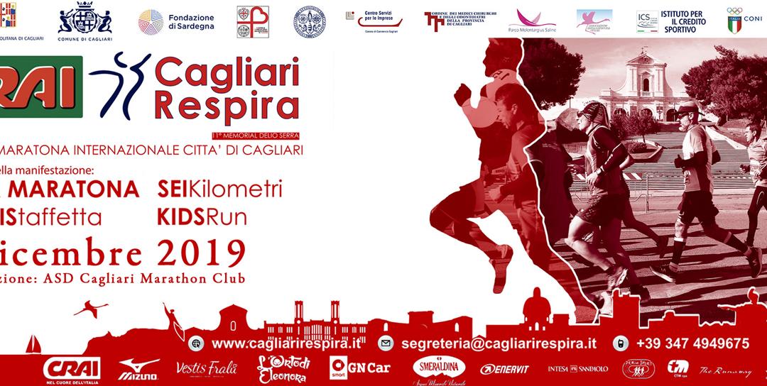 Diversamente correrà con Cagliari Respira
