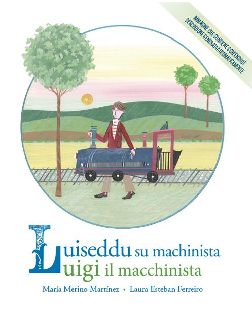 Luigi il macchinista letto da Valentina Sulas