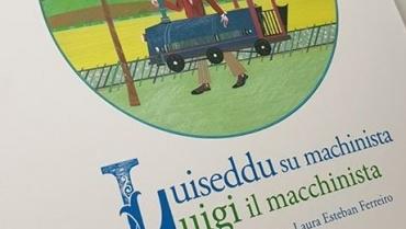 Luiseddu su machinista ligiu de Luisa Puddu