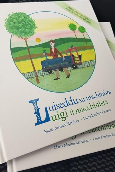 Luigi il macchinista, un libro che parla di inclusione