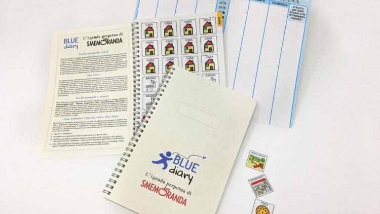 Blue Diary, la prima Smemo visiva per i ragazzi con autismo