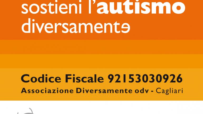 Sostieni l autismo Diversamente. Regalaci il tuo 5 per mille! CF 92153030926