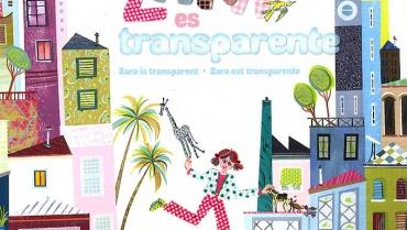 Zara es transparente