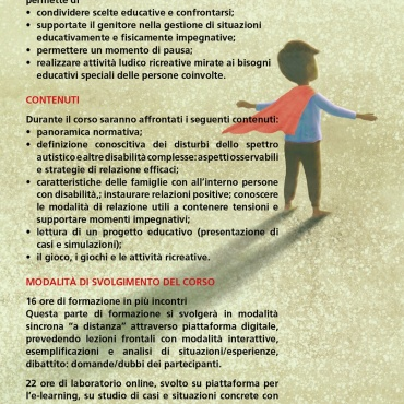 Corso CTR-Erickson per Family Care (Assistente alla famiglia)